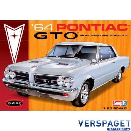 Pontiac GTO Hardtop 1964 Snap-Kit -928