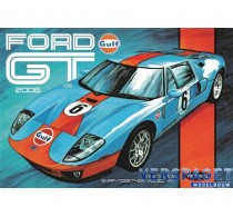 Gulf 2006 Ford GT SNAP Kit -855