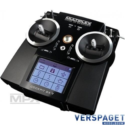 Cockpit SX 9 Kanaals Losse Zender -45161