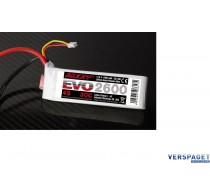 Roxxy Power Lipo EVO 4 S 2600 Mah -316617
