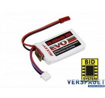 ROXXY EVO LiPo 2-450B 30C  BID-Chip; 3,4 Wh -1-00016