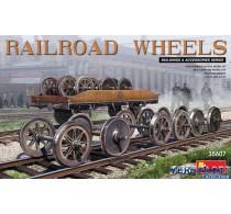 RAILROAD WHEELS -35607