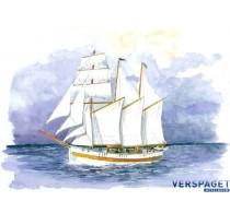 Skonaren Vega 24507