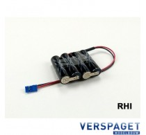 Ontvanger Accu Black Eneloop 4,8 Volt 2500 Mah -950167
