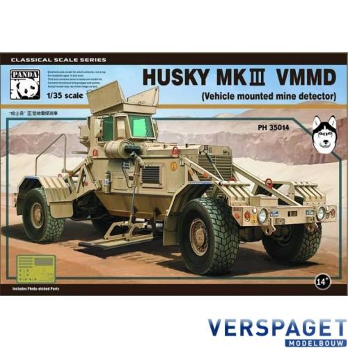 Husky MKIII VMMD (Vehicle mounted mine detector) -PH35014