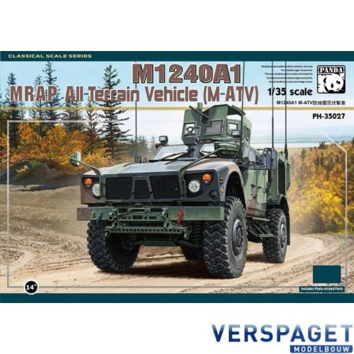 M1240A1 MRAP All-Terrain Vehicle (M-ATV)  -PH35027