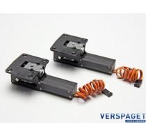 Electronisch Intrekbaar Hoofd Landingsgestel OV10 Bronco -C7211
