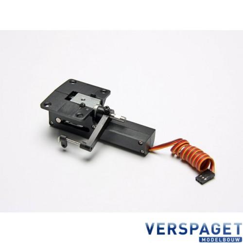 Electronisch Intrekbaar Landingsgestel Neuspoot OV10 Bronco -C7212