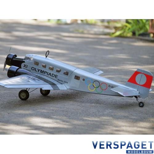 Junkers JU-52 Olympiade Berlin 1936 -C7421