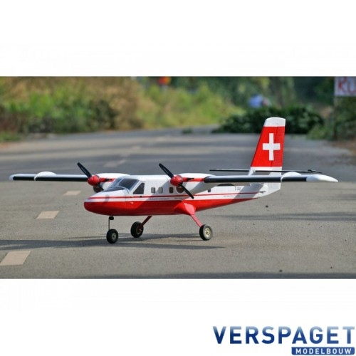 DHC 6 Twin Otter Swiss Version -C9270