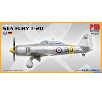 Hawker Sea Fury T.20. -PM212