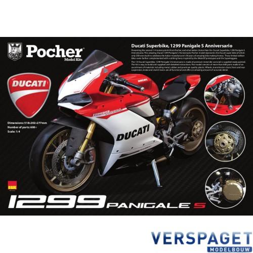 DUCATI SUPERBIKE 1299 PANIGALE S ANNIVERSARIO -PCHK110