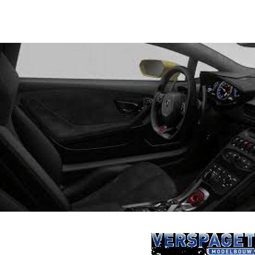 Lamborghini Huracán Rood