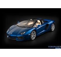 Lamborghini Aventador LP 700-4 Cabrio Blue Edition
