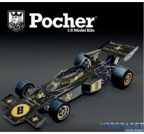 PREORDER Lotus 72D-1972 British GP -PCHK114