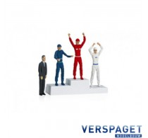 Podium met figuren -21121