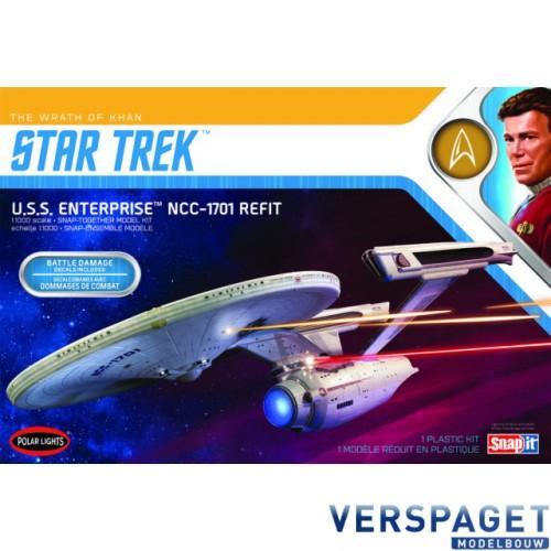 Star Trek Enterprise NCC-1701 Refit Wrath of Khan -974