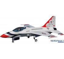 Flexjet G2 Thunderbird EDF Impeller Jet PNP & Aura 8  -3470D