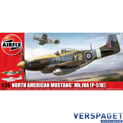 North American Mustang MK.IVA (P-51K)