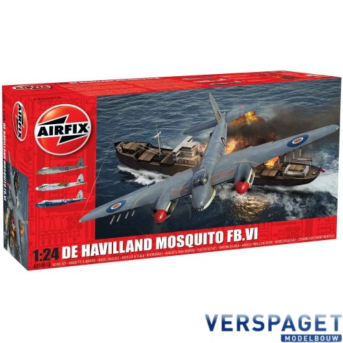 De Haviland Mosquito FB. VI -25001A