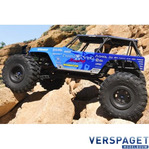 Wraith Jeep Wrangler Rock Crawler RTR