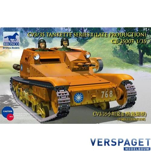 CV L3/35 Tankette-35007