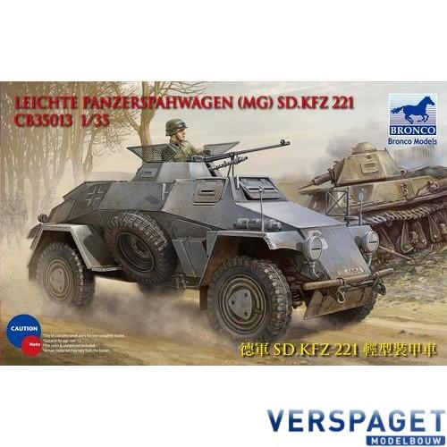 Sdkfz 221 Armored Car-35013