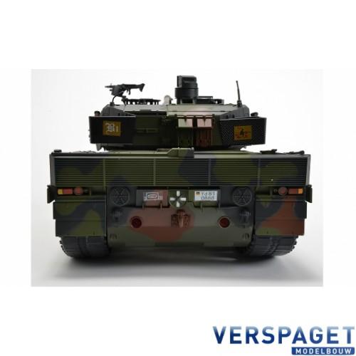 Leopard 2A5 Bullet Shooting Functie