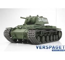 Russian Heavy Tank KV 1 Full Opton  & 3000 Mah Accu
