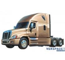 Freightliner Cascadia Evo & 3000 Mah Accu
