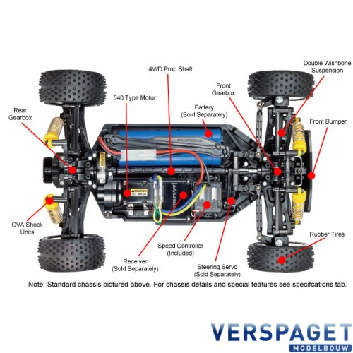 Racing Fighter Semi build -46702