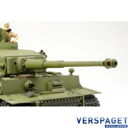 German Heavy Tank Tiger I Full Option