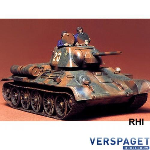 Russian Tank T34/76 1943 35059