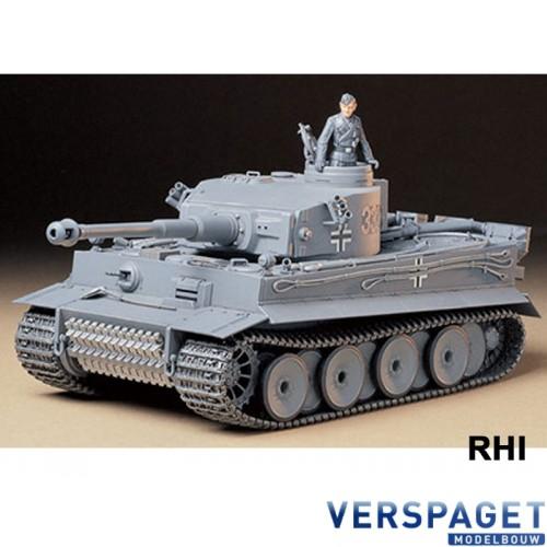 Tiger 1 Panzerkampfwaqgen VI Ausfurhung E