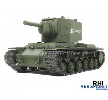 Russian Heavy Tank KV 2 Giant Full Options