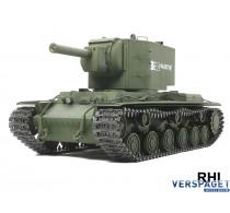 Russian Heavy Tank KV 2 Giant Full Options & 3000 Mah Accu