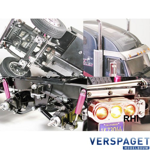 Knight Hauler -56314  & Gratis Accu pack 7,2 volt 3000 Mah  twv 22,99