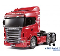 Scania R 620 6x4 Highline