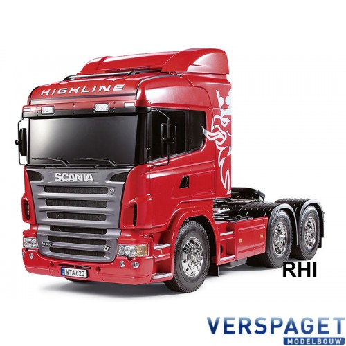 Scania R 620 6x4 Highline