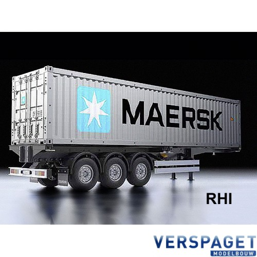 40 Foot Container Semi Trailer MAERKS -56326
