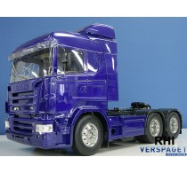 Scania R 620 6x4 Highline Blue Edition & Gratis Accu pack 7,2 volt 3000 Mah  twv 22,99