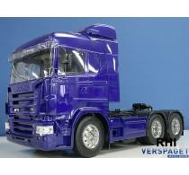 Scania R 620 6x4 Highline Blauw & 3000 Mah Accu