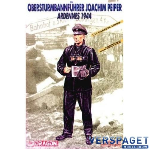 OBERSTURMBANNFÜHRER Joachim Peiper (Ardennes 1944) -1620