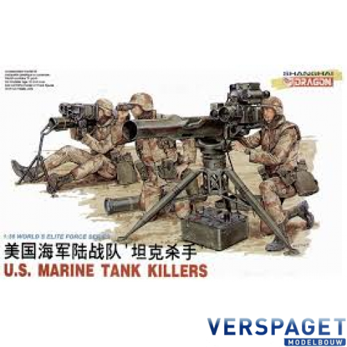US Marine Tank Killers -3012