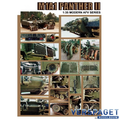 M1 Panther II Mine Detection & Clearing Vehicle-3534