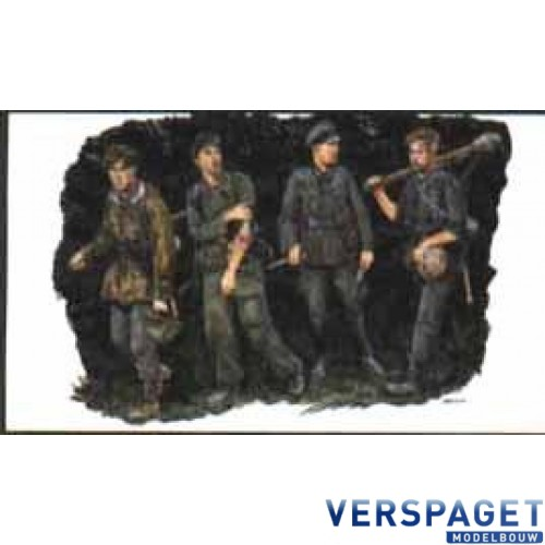 German Infantry (Battle of the Hedgerows 1944) -6025