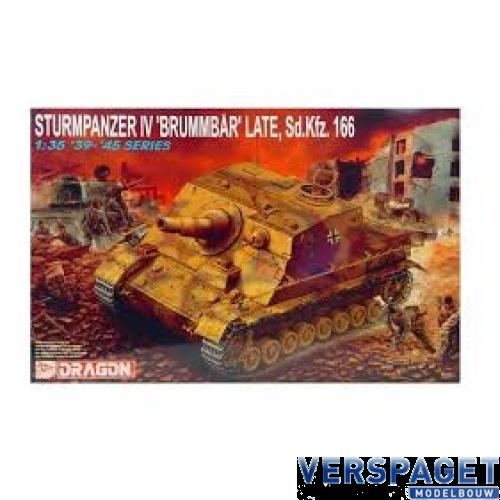 STURMPANZER IV BRUMMBAR LATE, Sd.Kfz. 166 -6081