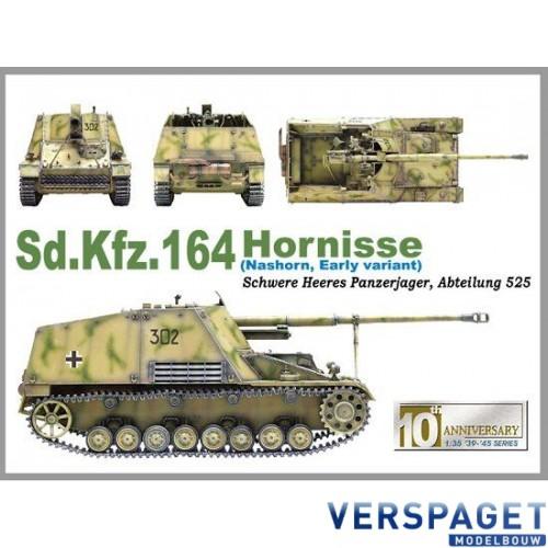 Sd.Kfz.164 Hornisse (Nashorn Early Variant) -6165