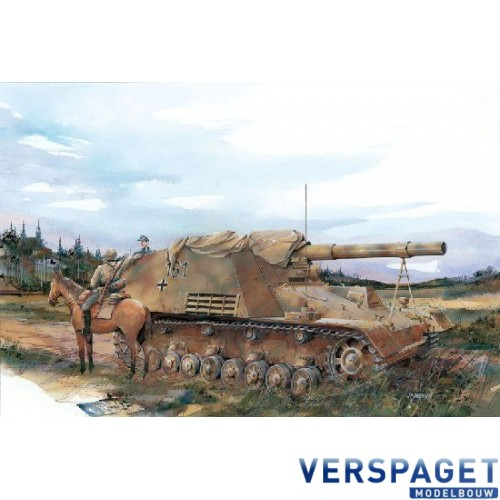 Sd.Kfz.165 Hummel Early Production-6204