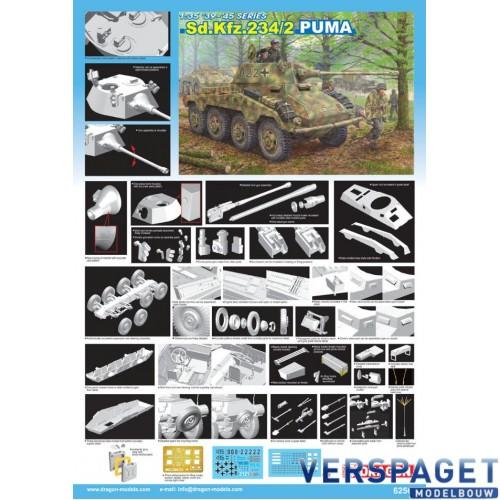 Sd.Kfz.234/2 Puma-6256
